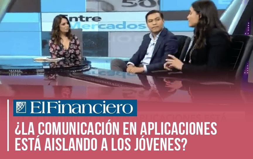 ¿La comunicación en aplicaciones está aislando a los jóvenes?